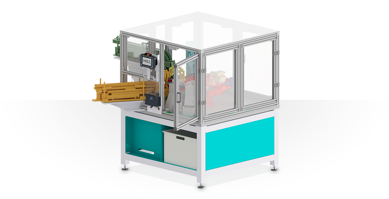 Pressen | HOLZ automation - Sondermaschinen