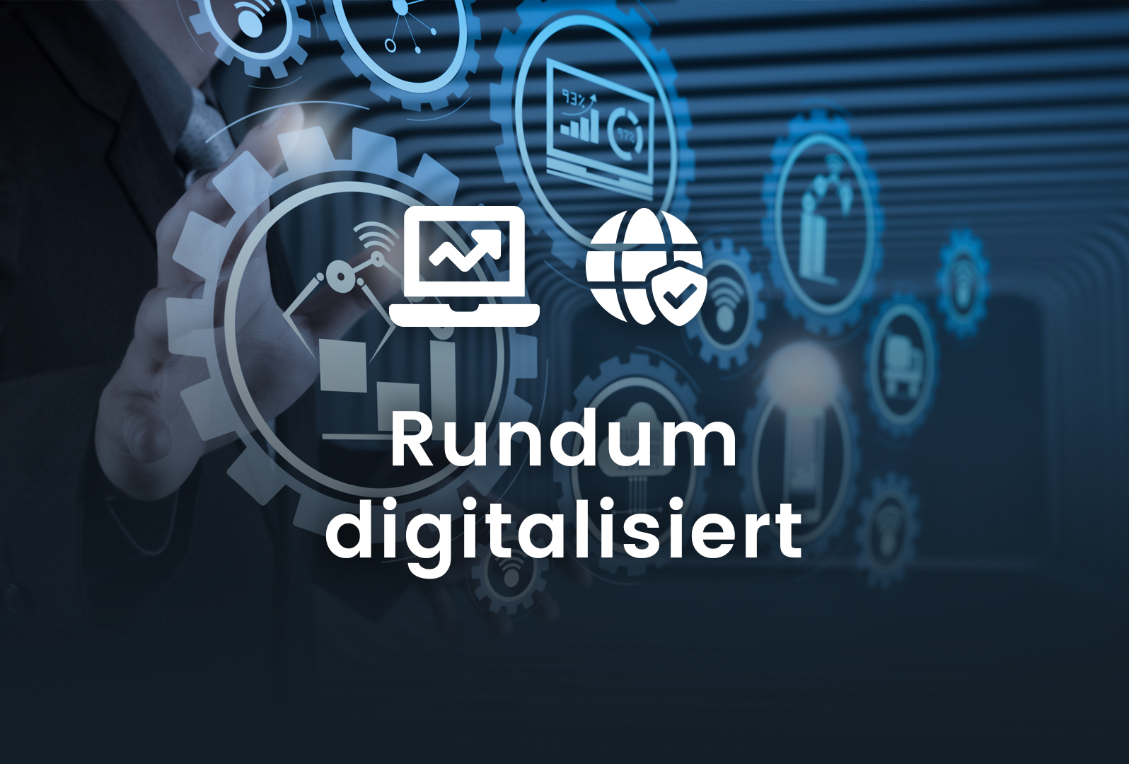 Rundum digitalisiert